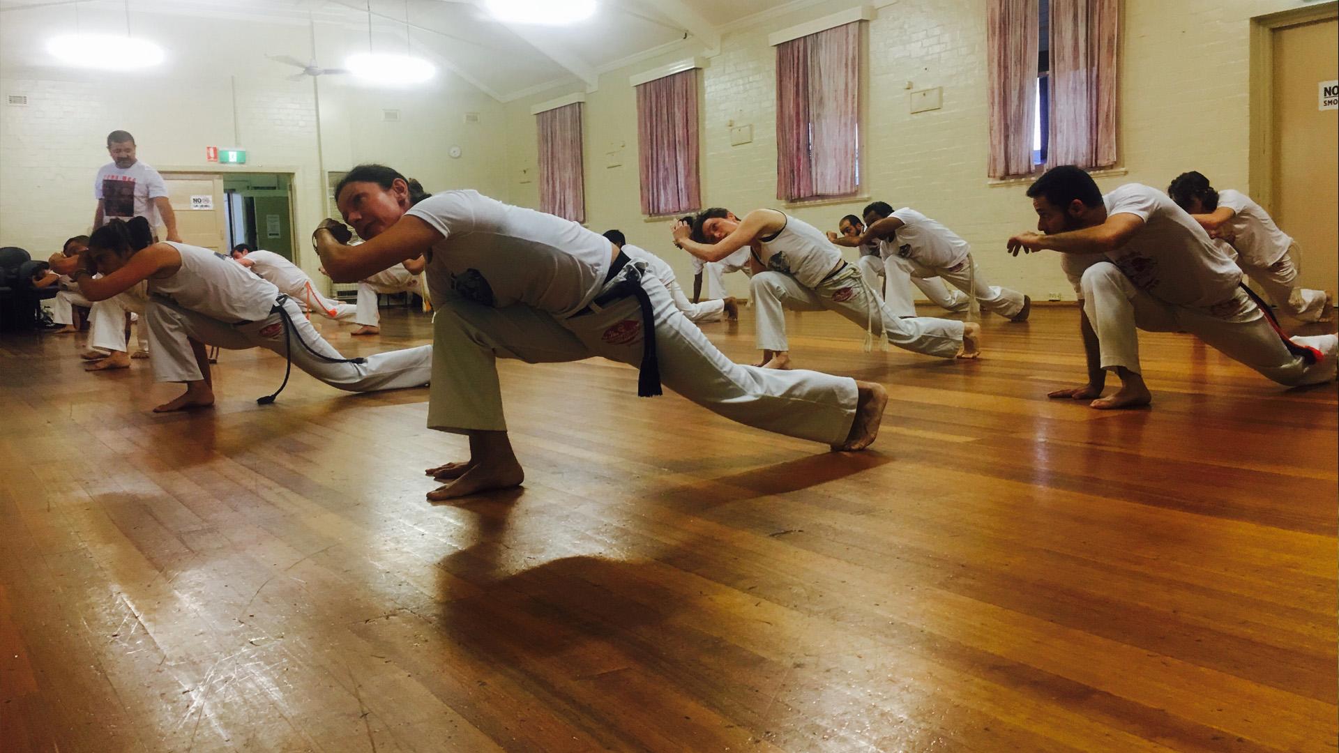 Capoeira Classes Australia