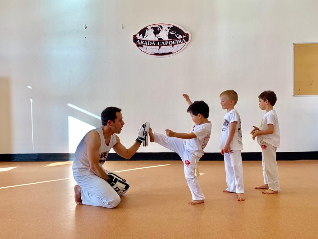 Capoeira Classes Marrickville