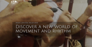 Abada Capoeira New website